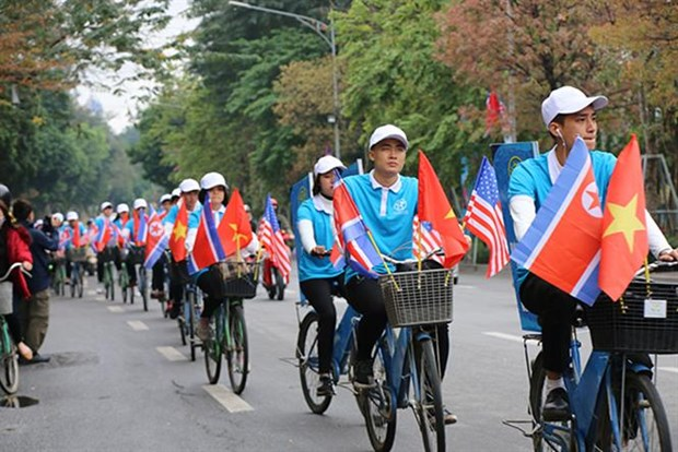 US-DPRK Summit 2019: Hanoi calls on locals to show civilized way of life hinh anh 1