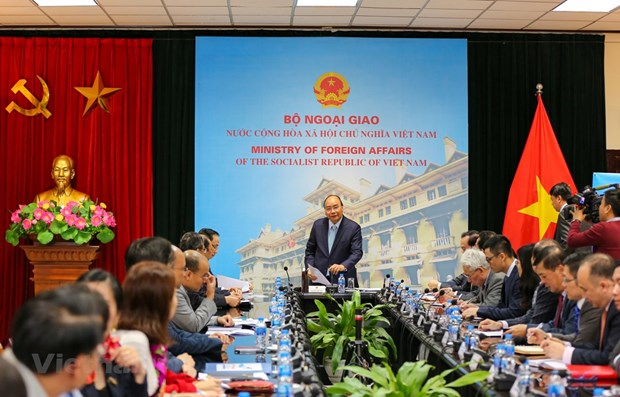 PM directs preparations for second DPRK-USA Summit hinh anh 1