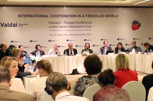 Seminar discusses Vietnam – Russia cooperation amid global changes hinh anh 1