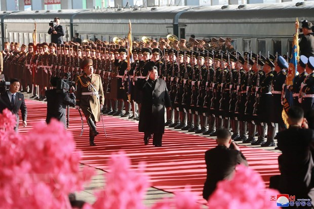 US-DPRK Summit 2019: DPRK media laud leader's visit to Vietnam hinh anh 1
