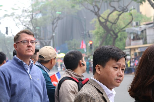 Foreigners interested in DPRK-USA Summit in Hanoi hinh anh 3