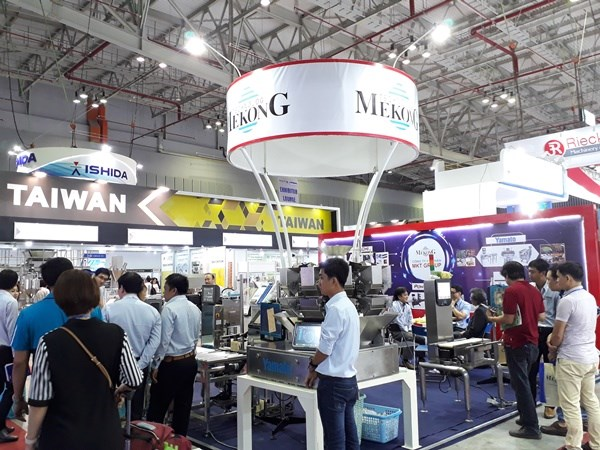 Int'l processing, packaging exhibition to return to HCM City in March hinh anh 1