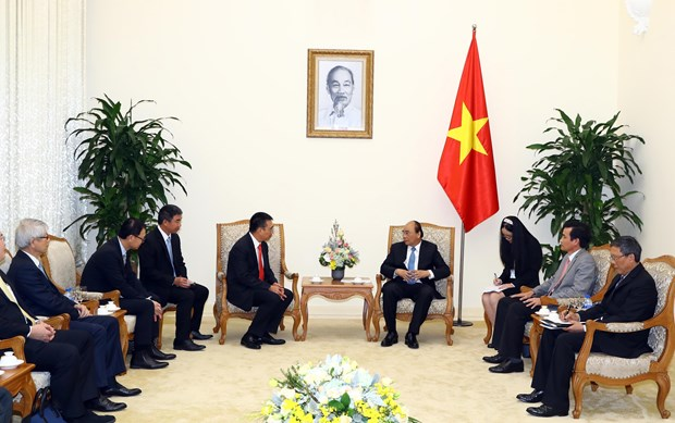 PM asks Thai group to continue investment in Vietnam hinh anh 1