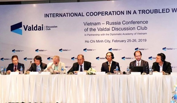 Seminar on int'l cooperation in changing world closes hinh anh 1