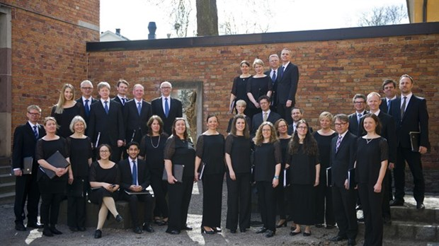Swedish choir celebrates bilateral diplomatic ties hinh anh 1