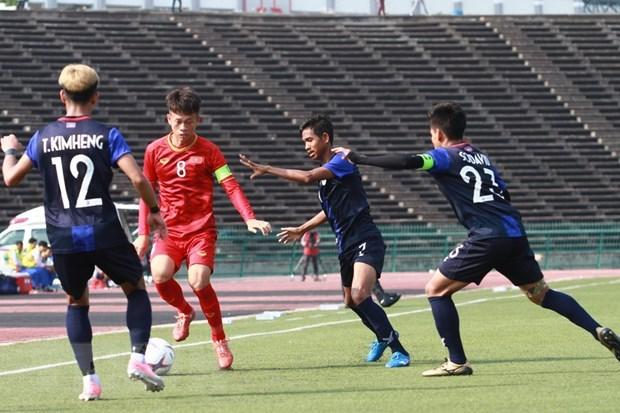 Vietnam ranks third at AFF U-22 Championship hinh anh 1