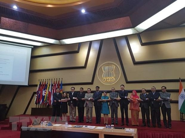 ASEAN, India hold 19th meeting of joint cooperation committee hinh anh 1