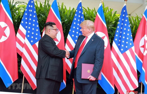 Int'l media anticipates outcomes of DPRK-USA Hanoi summit hinh anh 1