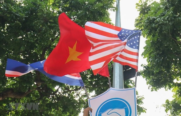Vietnam makes int'l headlines as host for second DPRK-USA Summit hinh anh 1