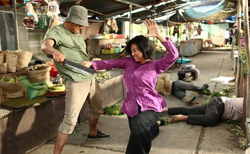 Vietnamese action movie draws international audience hinh anh 1