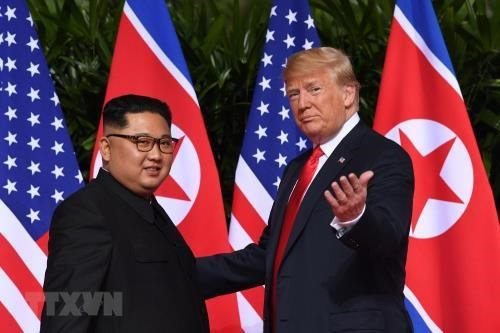 RoK considers any progress through second DPRK-USA Summit significant hinh anh 1