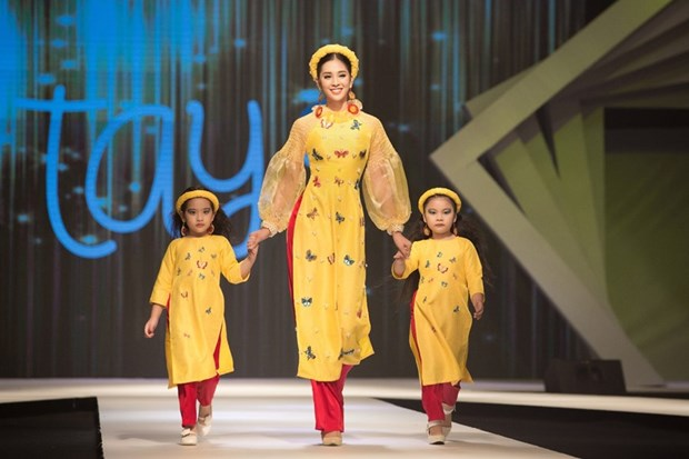 HCM City's photo contest highlights women and ao dai hinh anh 1