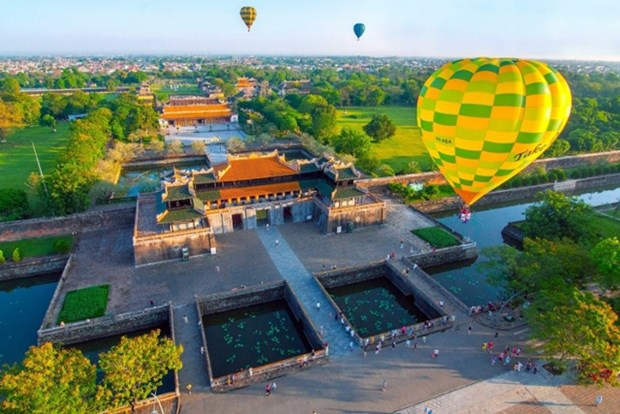 Hue International Hot Air Balloon Festival on the horizon hinh anh 1