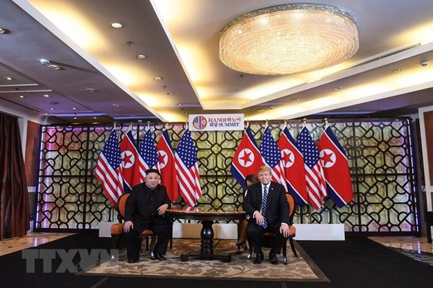 DPRK, US leaders highly appreciate Vietnam's role, position: FM spokesperson hinh anh 1