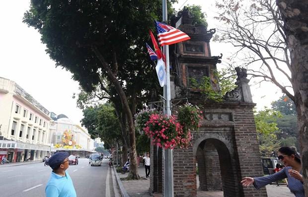 Vietnam promotes tourism during Hanoi Summit hinh anh 1