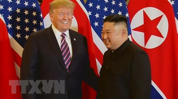 President Trump affirms productive discussions with DPRK hinh anh 1