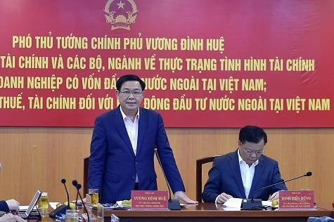 Incentives should be applied for effective FDI firms: Deputy PM hinh anh 1