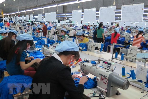 Trade deficit estimated at 900 million USD in February 2019 hinh anh 1