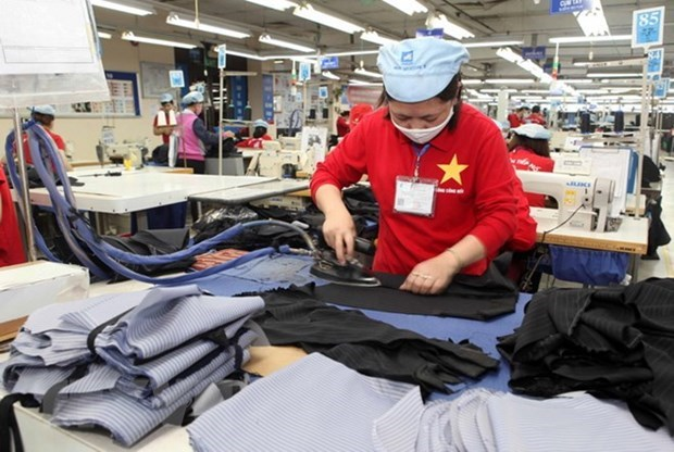 Hanoi earns 2.24 billion USD from exports in two months hinh anh 1