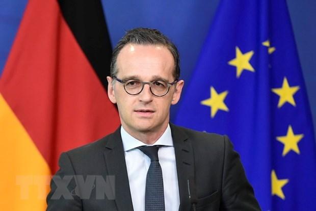 German FM regrets no deal made at DPRK-USA Hanoi summit hinh anh 1