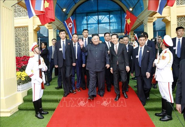 Official visit to set historic milestone in Vietnam-DPRK relations hinh anh 1