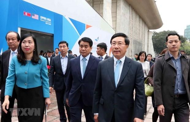 Vietnam wants to contribute to peace on Korean Peninsula: Spokeswoman hinh anh 1