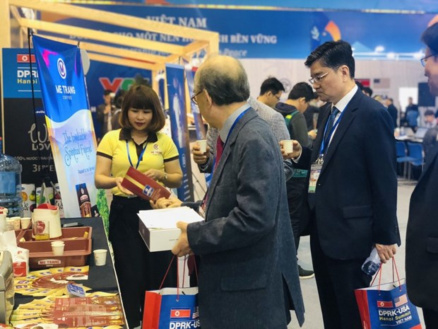 DPRK-USA Summit: Local firms offered chance to promote products hinh anh 1
