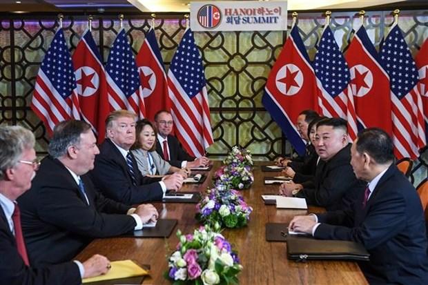RoK says DPRK-USA Hanoi Summit makes meaningful progress hinh anh 1