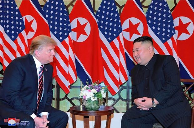 US drops demand for full accounting of DPRK nukes hinh anh 1