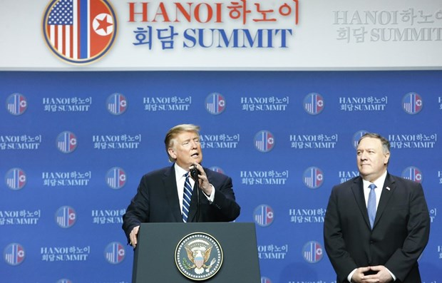 President Trump: DPRK commits no nuclear, ballistic missile tests hinh anh 1