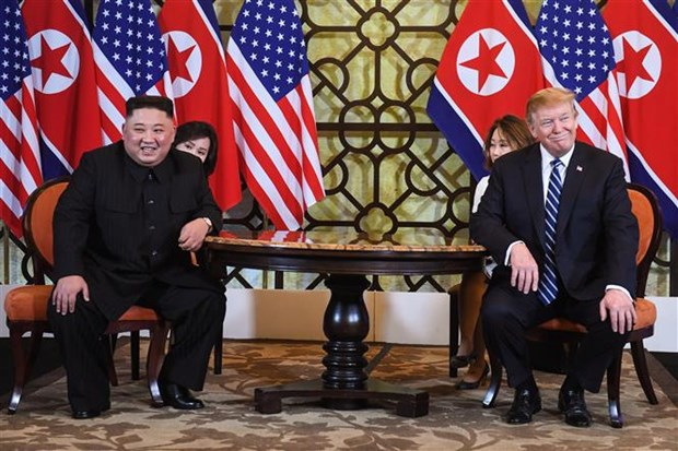 White House reveals agenda of DPRK-USA Hanoi Summit's second day hinh anh 1