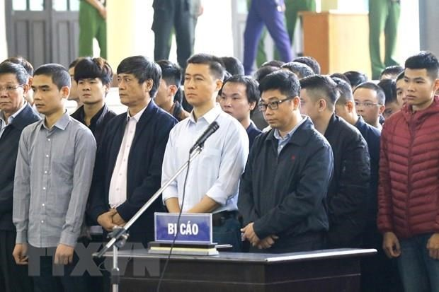 Appeal trial on trillion-VND online gambling case slated for March 5 hinh anh 1