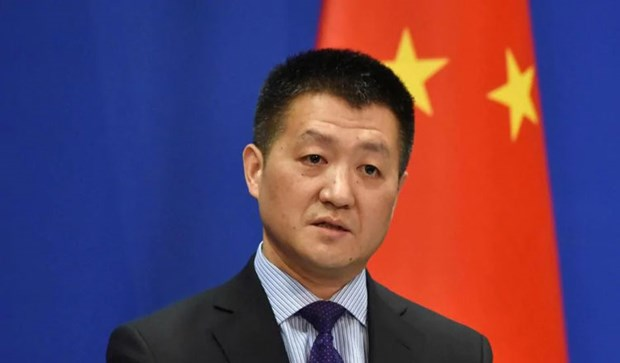 China suggests UN Security Council discuss DPRK sanctions relief hinh anh 1