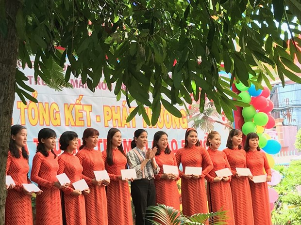New standards to improve preschool quality hinh anh 1