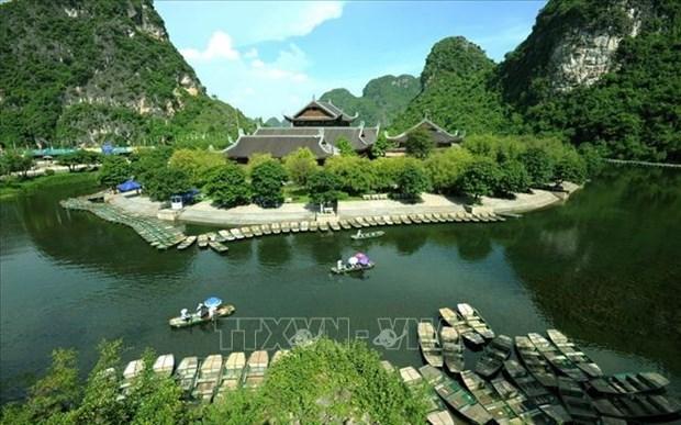 US-DPRK Summit 2019: Ninh Binh landscape impresses int'l reporters hinh anh 1