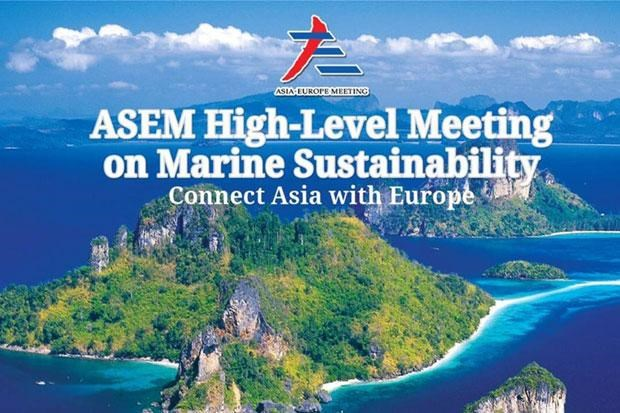 Thailand to host ASEM High-Level Meeting on Marine Sustainability hinh anh 1