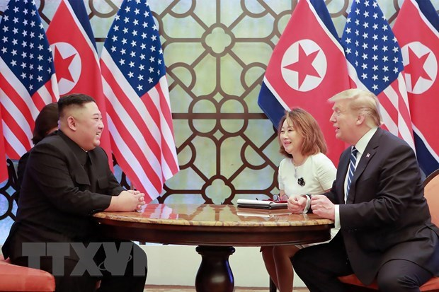 China hopes DPRK, US to continue talks hinh anh 1