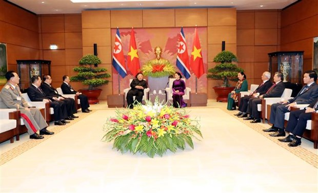 Vietnam treasures traditional friendship with DPRK: NA Chairwoman hinh anh 2