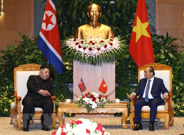 PM: Vietnam willing to foster win-win cooperation with DPRK hinh anh 1