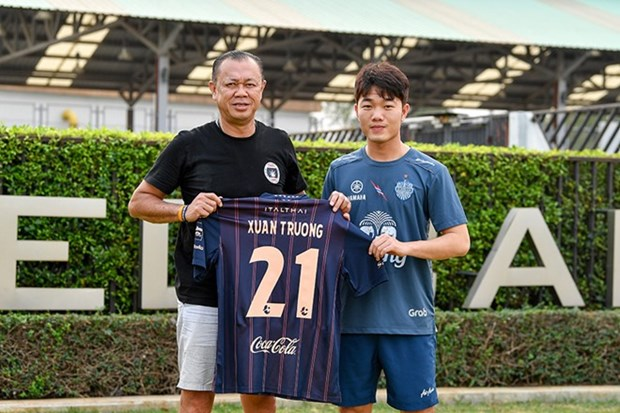 Vietnamese player expected to shine in AFC Champions League hinh anh 1