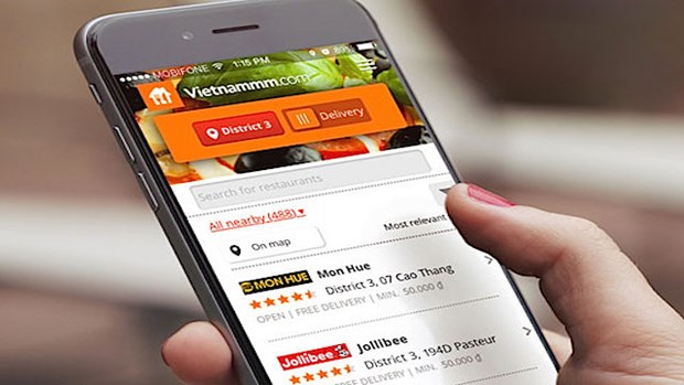 Woowa Brothers makes inroads into Vietnam's food delivery market hinh anh 1