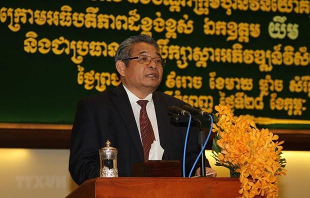 Cambodia welcomes Vietnamese investors hinh anh 1