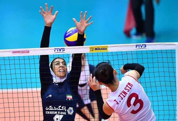 DPRK club wins Vietnam Int'l Women's Volleyball Tournament hinh anh 1