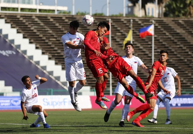 Vietnam aim for SEA Games gold hinh anh 1