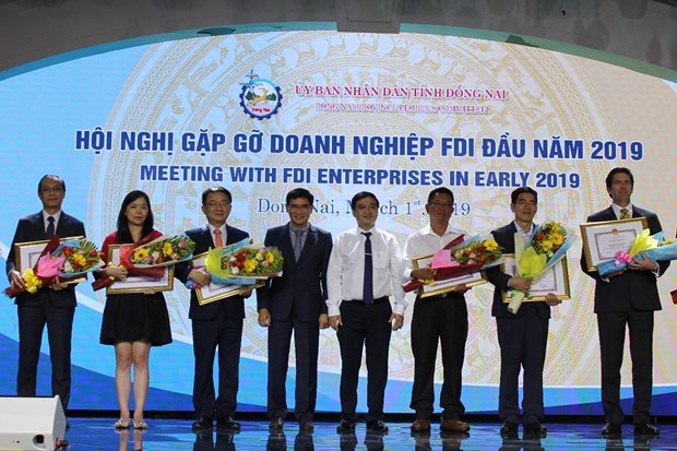 Dong Nai pledges to be companion to FDI businesses hinh anh 1