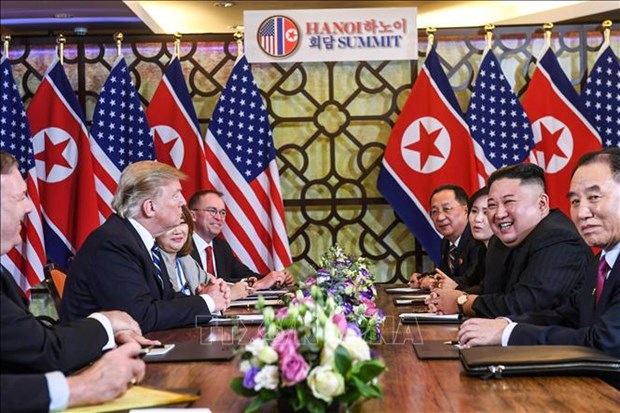 Indian scholar points out positives from DPRK-USA summit hinh anh 1