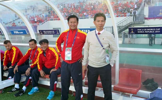 Juventus Vietnam academy director named Park Hang-seo's assistant hinh anh 1