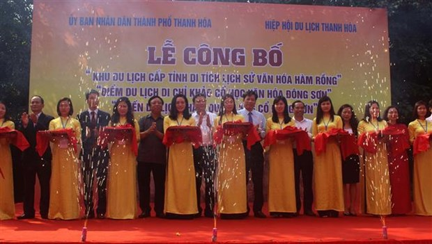 Tour of Dong Son ancient village announced hinh anh 1