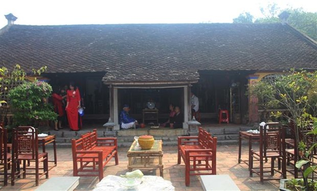 Tour of Dong Son ancient village announced hinh anh 2