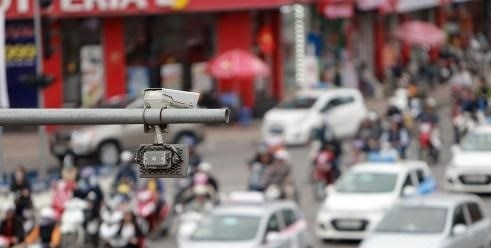 Traffic cameras to be installed nationwide hinh anh 1